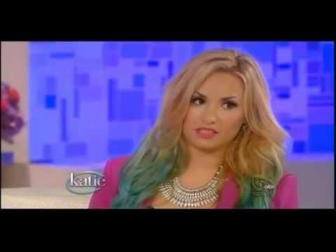 Demi Lovato - Katie Show - Full Interview - September 24th 2012
