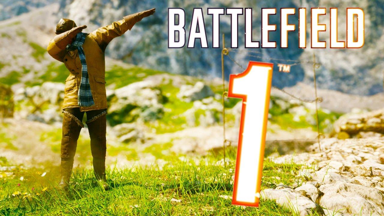 Battlefield 1   Random & Humorous Moments #three (Drifting? Humorous Loss of life Screams!)
