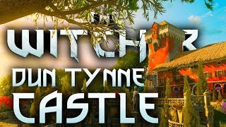 What Is Dun Tynne Castle? - Witcher Lore -  Witcher Mythology - Witcher 3 Lore