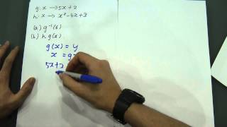 SPM Form 4 - Composite function and Inverse function thumbnail