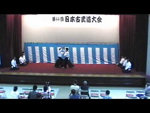 Aikido demonstrated on May 22nd, 2005 at Atsuta Jingu's 44th annual embutaikai.