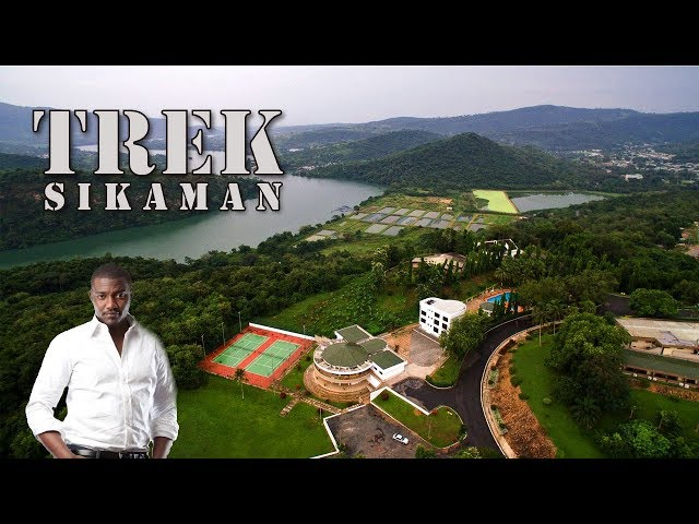 TREK SIKAMAN - Volta Hotel  | GHANA DOCUMENTARY SERIES