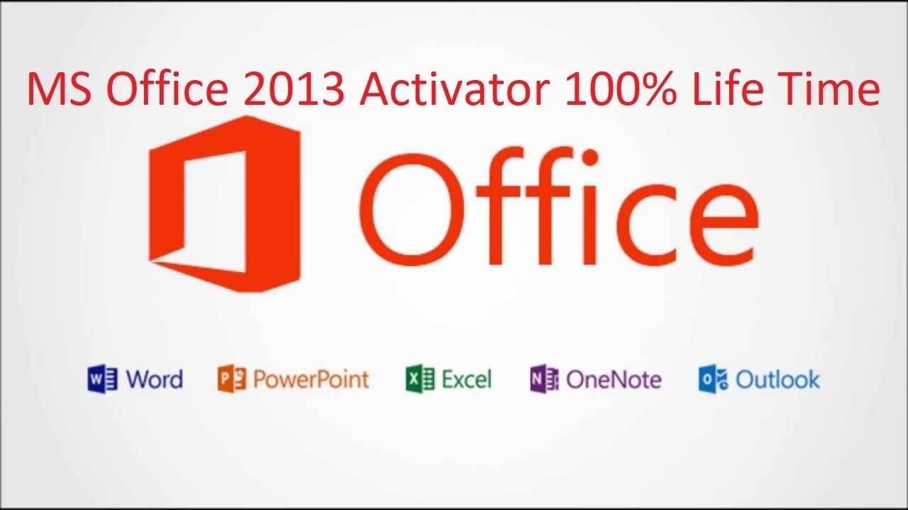 what is microsoft office 2013 activator