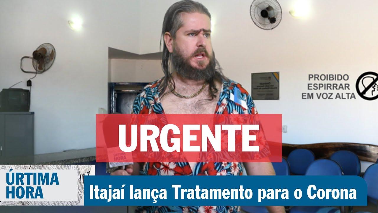 Úrtima Hora: Prefeito de Itajaí divulga tratamento revolucionário #Itajaí #ChicoDaTiana