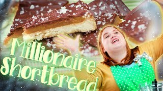 Millionaire Shortbread makes the Best Christmas Present! | Smart Cookie | Well Done