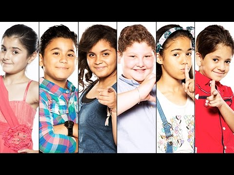 TOP 10 - The Voice Kids Arab - Blind Auditions - أفضل 10 في مرحلة الصوت و بس - MBC The Voice kids