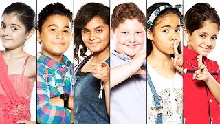 TOP 10 - The Voice Kids Arab - Blind Auditions - أفضل 10 في مرحلة الصوت و بس - MBC The Voice kids