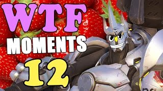Overwatch WTF Moments Ep.12