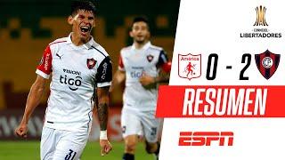 ¡UN CICLÓN ARRASÓ EN COLOMBIA! | América de Cali 0-2 Cerro Porteño | RESUMEN