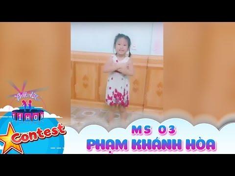 Biệt Tài Tí Hon Online   MS 03: Phạm Khánh Hòa