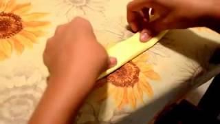 Origami Como Hacer Una Rosa De Papel 'solo Viendo'