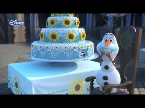 Dejte si kousek dortu. Pouze na Disney Channel!