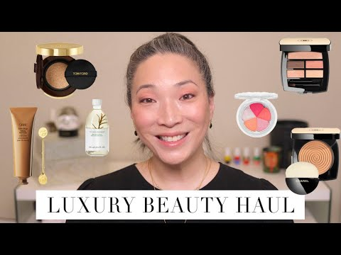 Luxury Beauty Haul - Tom Ford | Chanel | House Of Sillage