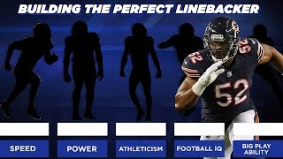 Building the Perfect Linebacker with Willie McGinest | NFL Network