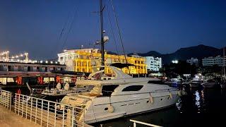Северный Кипр как он есть Детский парусный спорт лодки и прочая морская жизнь