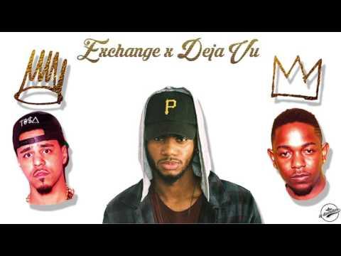 Bryson Tiller & J Cole  Exchange x Deja Vu Remix ft Kendrick Lamar