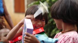 Changing the World with Operation Christmas Child