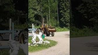 Raktori kaivuri MYYDÄÄN