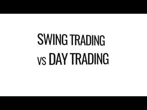 Forex swing trading vs day trading