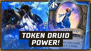 Token Druid Power! | The Boomsday Project | Hearthstone