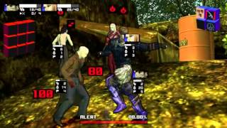PPSSPP test - Metal Gear Acid 2