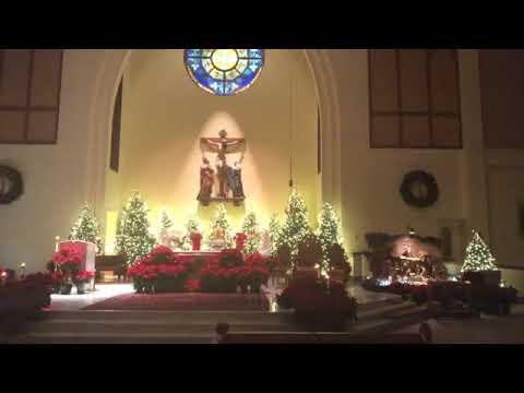 2017 Christmas Midnight Mass at Saint John