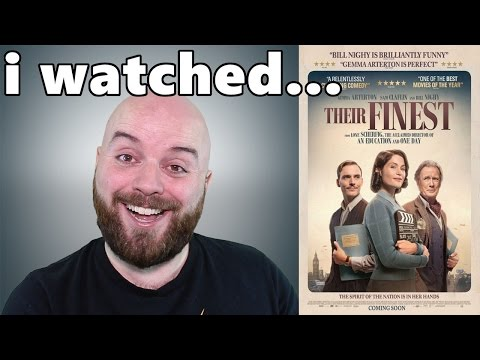 Their Finest Film Review streaming vf