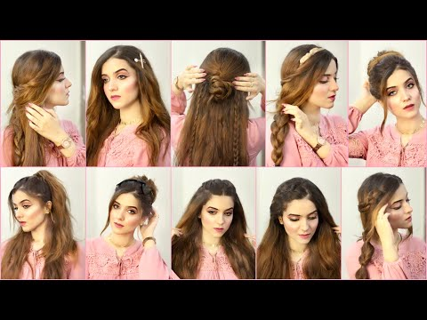 11-back-to-school-hairstyles-|-open-hairstyles-|-long-hair-styles-|-easy-hairstyles-for-girls