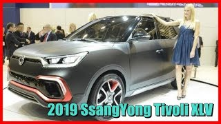 2019 SsangYong Tivoli XLV Picture Gallery