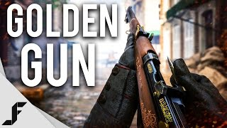 GOLDEN GUN - Battlefield 1