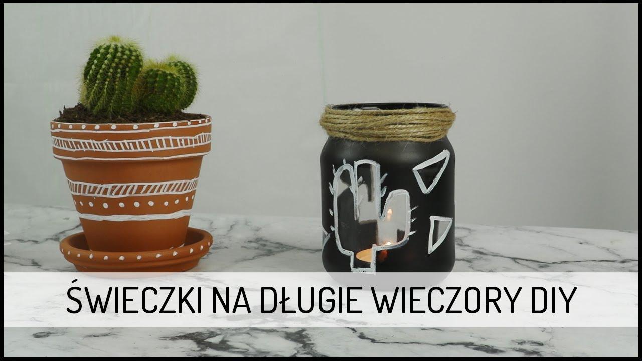 Świeczki na długie wieczory | DIY DOMODI TV