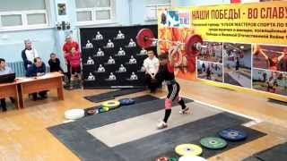 Выступление Екатерины Созиной на кубке ИГМА