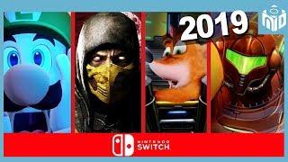 25 GRANDES Juegos para Nintendo Switch en 2019 | N Deluxe
