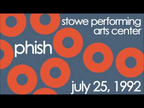 1992.07.25 - Stowe Performing Arts Center