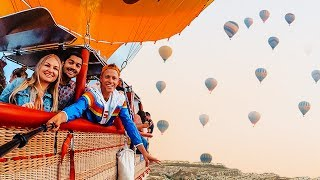 The BEST of TURKEY! Traveling Istanbul to Cappadocia (10 Days)