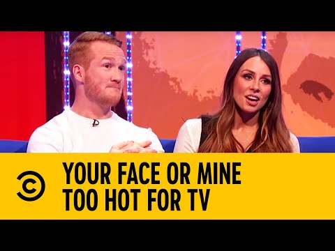"""""""Can You Imagine David Attenborough Sending Dick Pics?""""   Your Face Or Mine   Too Hot For TV"""