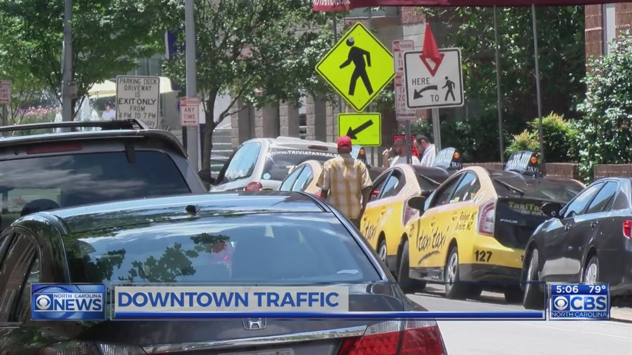 Graduations set to bring traffic to Raleigh