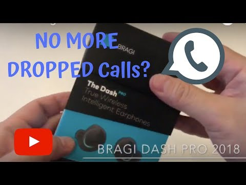Bragi The Dash Pro 2018 Call Quality