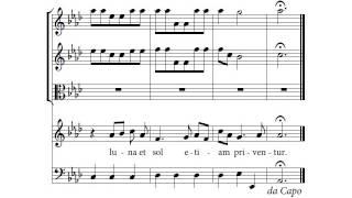 Vivaldi: Filiæ mæstæ Jerusalem, RV 638 - Eser