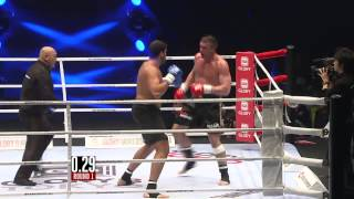 GLORY 8 Tokyo - Peter Aerts vs Jamal Ben Saddik (Full Video)
