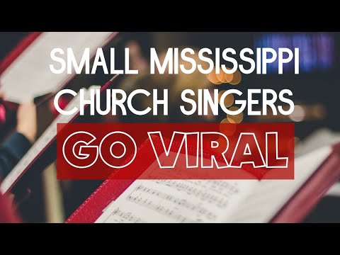 Small Mississippi Church Singers Goes Viral on Facebook — See Why