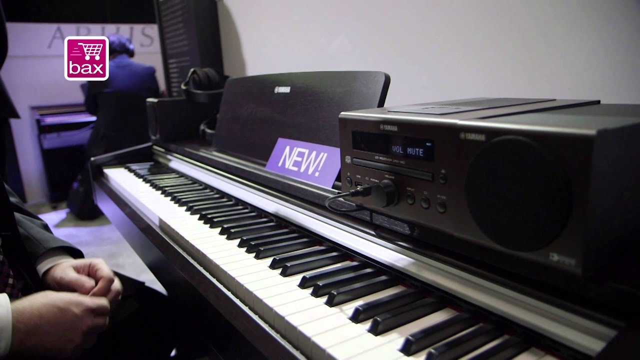 namm 2013 yamaha ydp 142 piano youtube. Black Bedroom Furniture Sets. Home Design Ideas