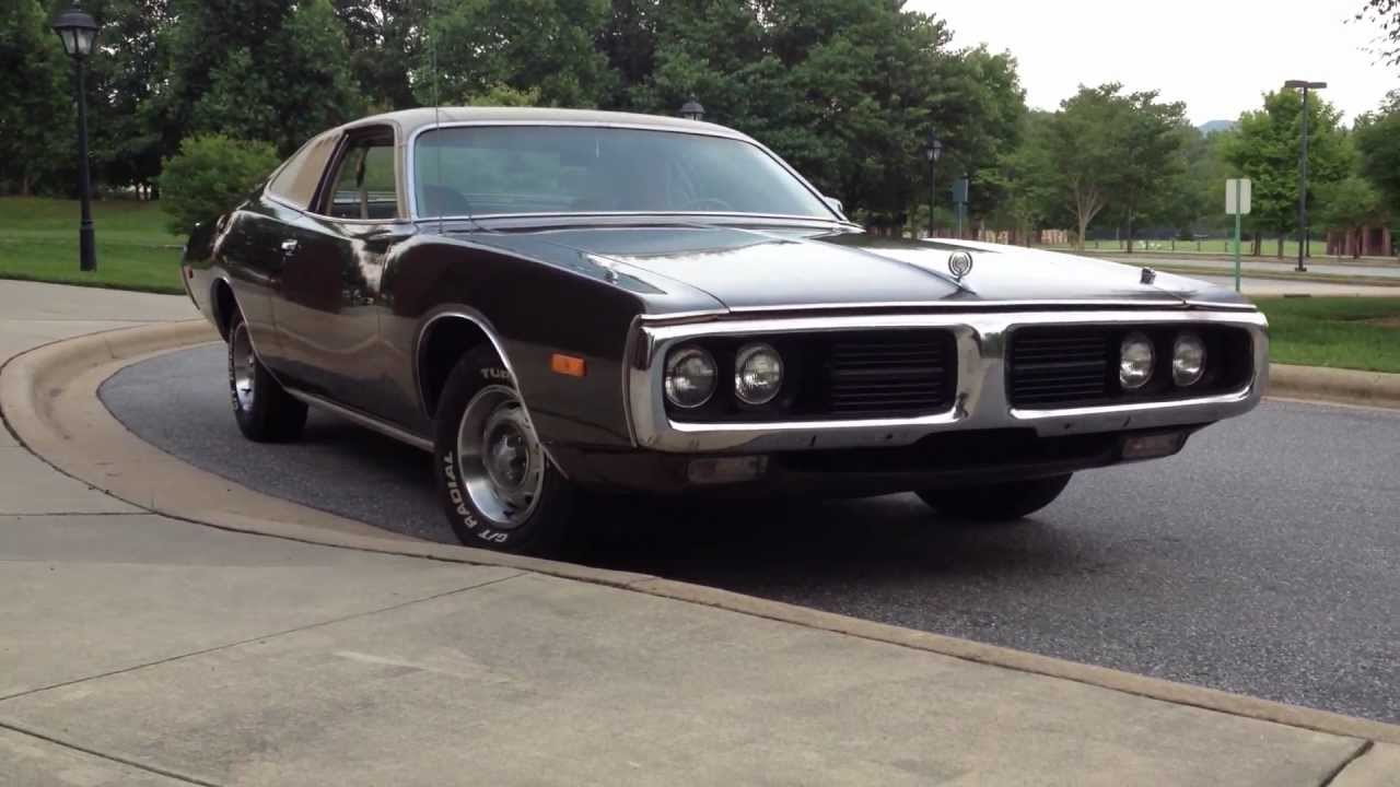 1974 Dodge Charger Se Walk Around Youtube