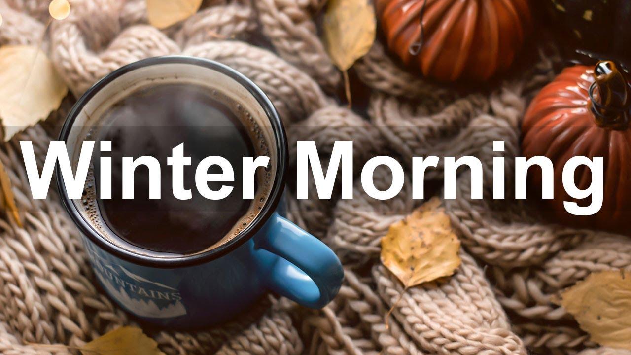 Winter Morning Jazz - Good Mood Jazz Cafe and Bossa Nova Music for Happy Day