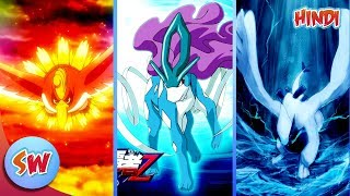 Top 10 Best Second Generation Pokemon | Explained In Hindi | Anime In Hindi