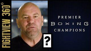 Dana White Chris Mannix Podcast RECAP: Dana To RUN PBC BOXING? TO TRASH WBC, WBA, IBF WBO BELTS?