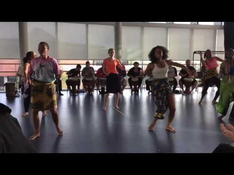 Sinte West African Dance