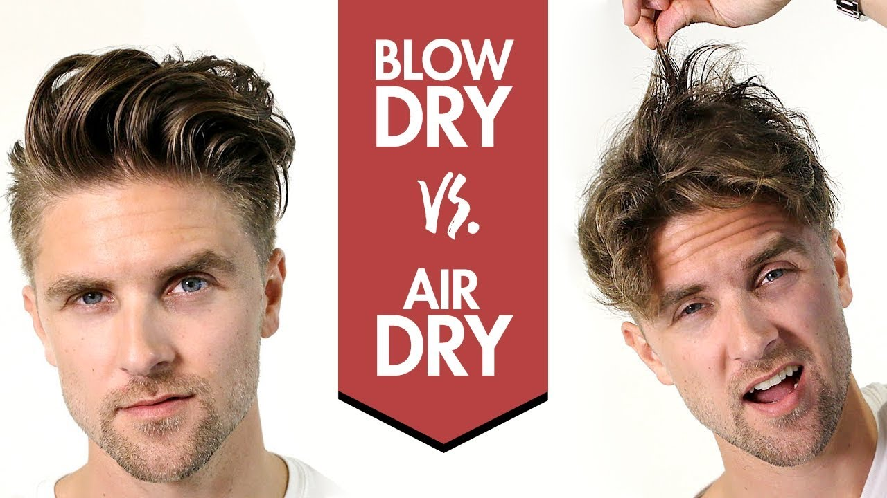 Blow Dry Vs Air Dry Secret To Great Hairstyles Unlock Your Hairstyle Potential