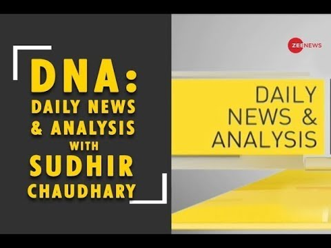 Watch: Daily News And Analysis With Sudhir Chaudhary, 31st December, 2018