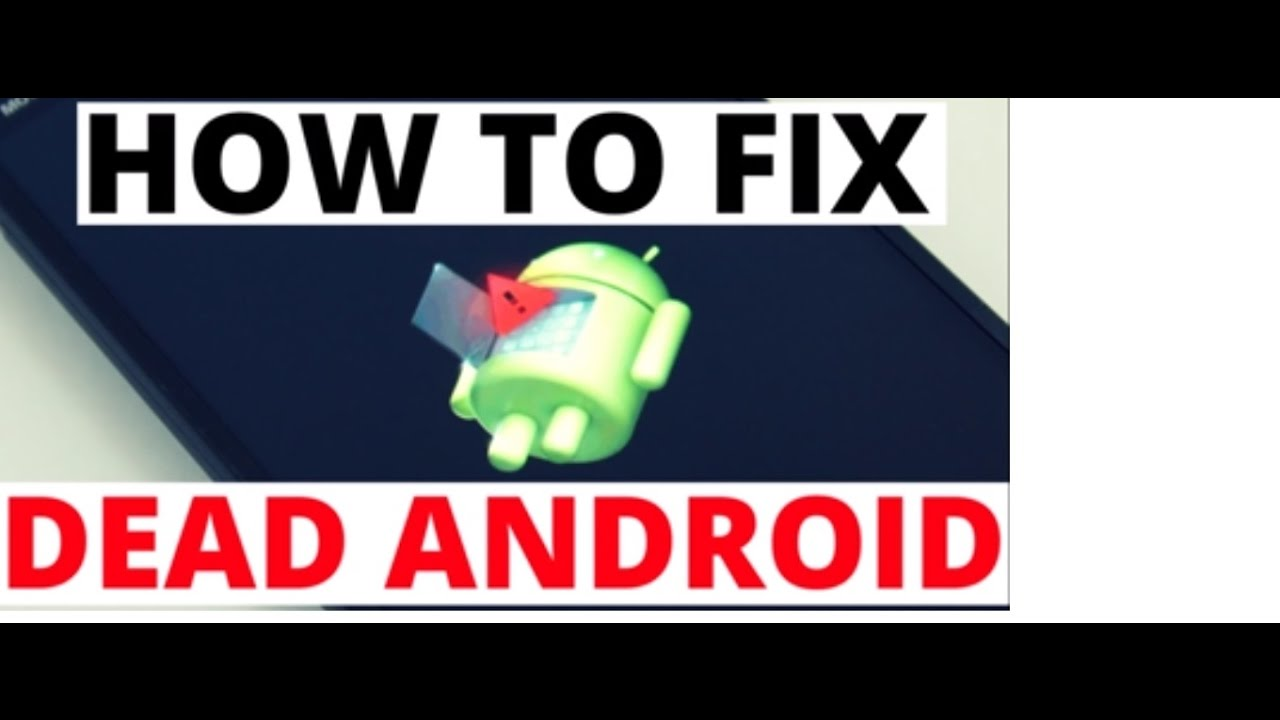 Fix Any Dead MTK Android Phone